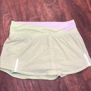 LuLu 🍋 athletic skirt